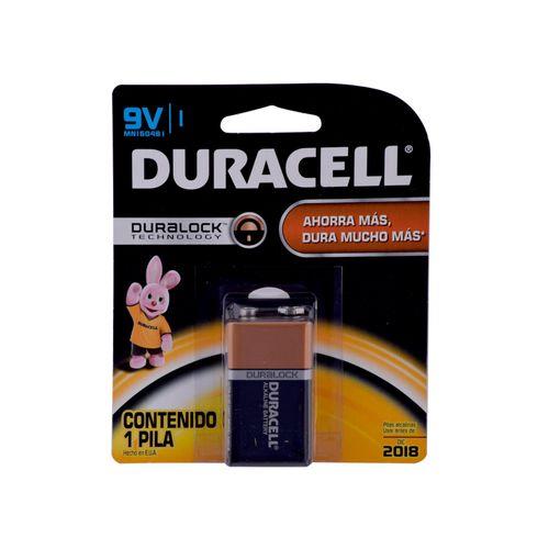 1b056e308 Batería Alcalina 9 Volt Duracell - Chilemat