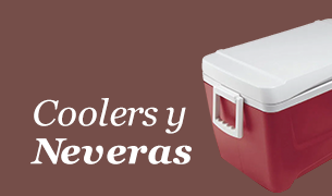 Coolers y Neveras