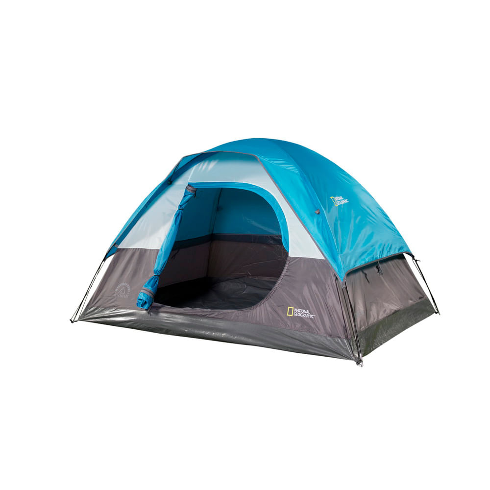 Carpa National Geographic Cove 2P Azul