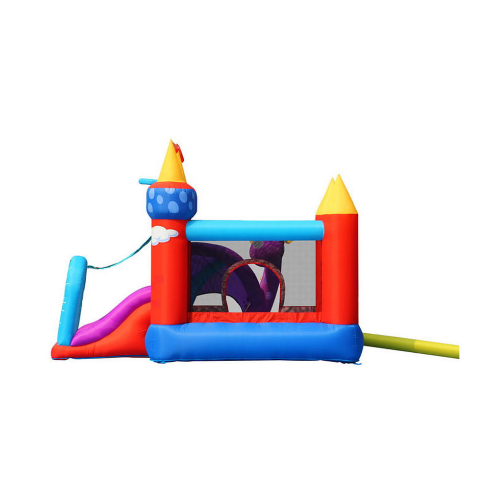 Juego-Inflable-Dragones
